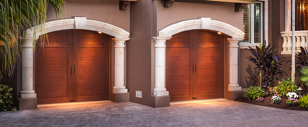 Clopay Canyon Ridge Ultra-Grain garage doors